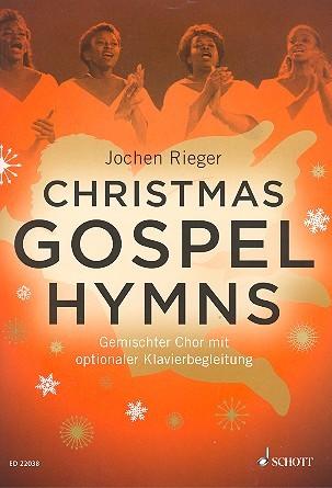 Rieger, Jochen (Arr.): Christmas Gospel Hymns