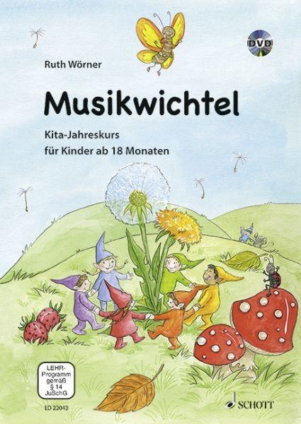 Woerner Ruth: Musikwichtel - Paket