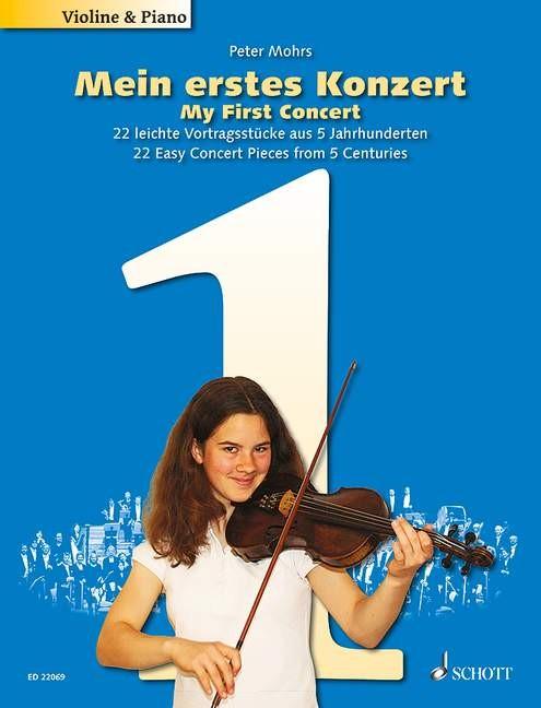 Mohrs, Peter (Hrsg.): Mein erstes Konzert