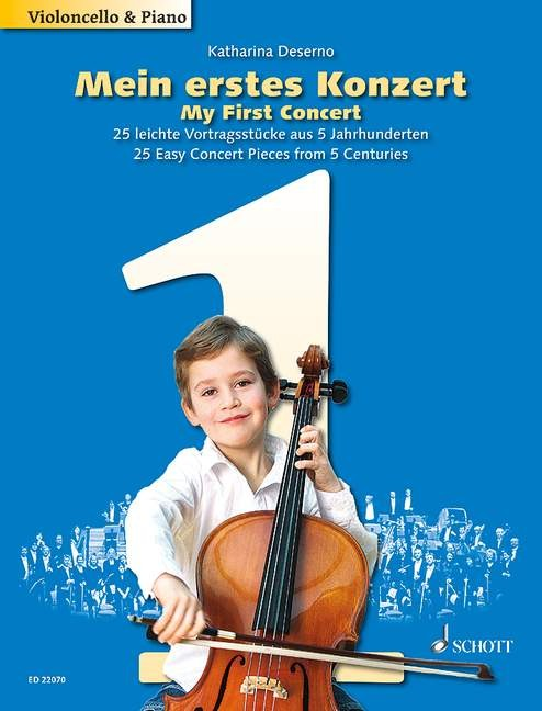 Deserno, Katharina (Hrsg.): Mein erstes Konzert