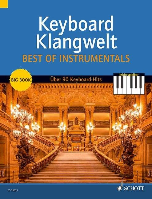 Boarder, Steve: Keyboard Klangwelt Best Of Instrumentals