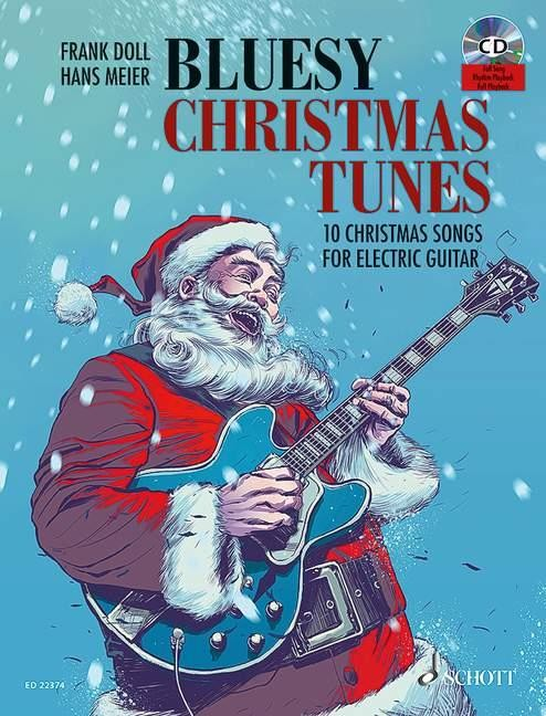 Doll, Frank + Meier, Hans: Bluesy christmas tunes