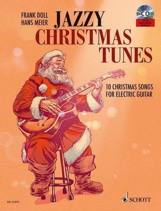 Doll, Frank + Meier, Hans: Jazzy christmas tunes