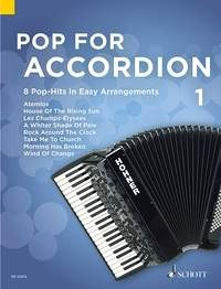 Kaierle, Manfred (Hrsg.): Pop for Accordion 1