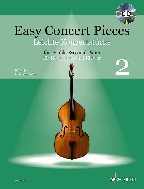 Mohrs, Charlotte: Easy Concert pieces 2