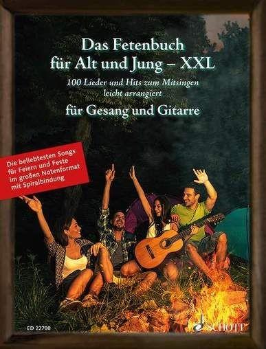 .: Das Fetenbuch fuer Alt und Jung