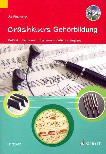 Ringhandt, Ute: Crashkurs Gehörbildung