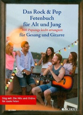 Müller, Sebastian (Hrsg.): Das Rock + Pop Fetenbuch für Alt und Jung