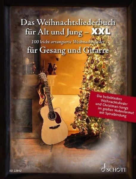Müller, Sebastian, Arr.: Das Weihnachtsliederbuch für Alt und Jung