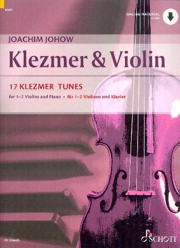 Johow, Joachim: Klezmer + Violin