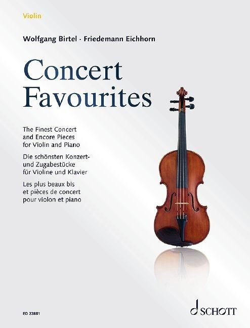 Birtel, Wolfgang #h: Concert favourites