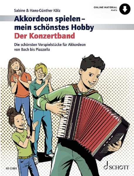 Koelz Hans Guenther: Der Konzertband