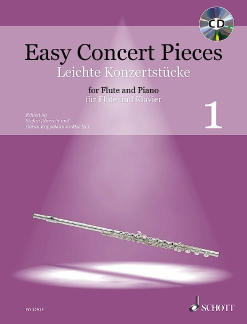 Koppelkamm-Martini, Gerda / Albrecht, Stefan: Easy Concert pieces 1