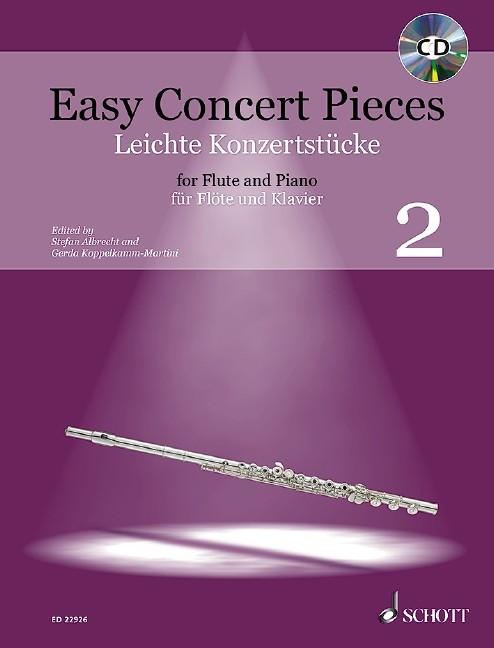 Koppelkamm-Martini, Gerda / Albrecht, Stefan: Easy Concert pieces 2