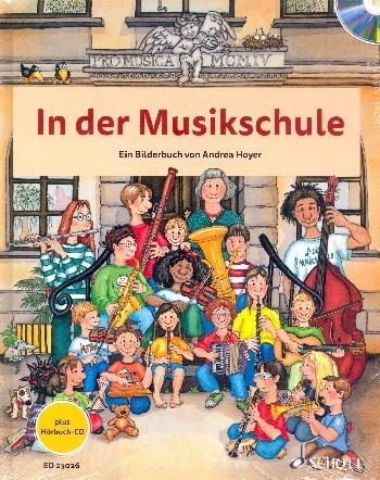 Hoyer Andrea: In der Musikschule