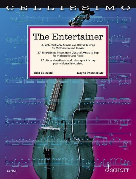 Mohrs, Rainer +Ellis, Beverley: The Entertainer