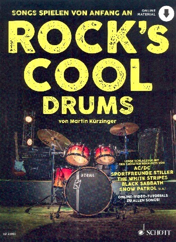 Kuerzinger Martin: Rock's cool