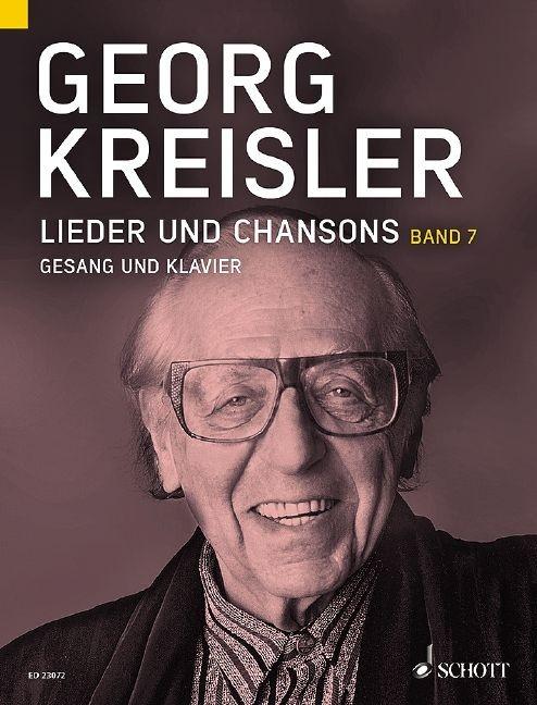 Kreisler Georg: Lieder und Chansons 7