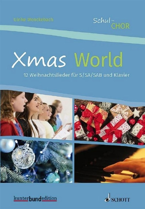 Wenckebach, Ulrike: Xmas world