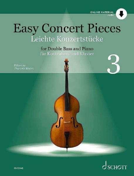 Mohrs, Charlotte: Easy Concert pieces 3