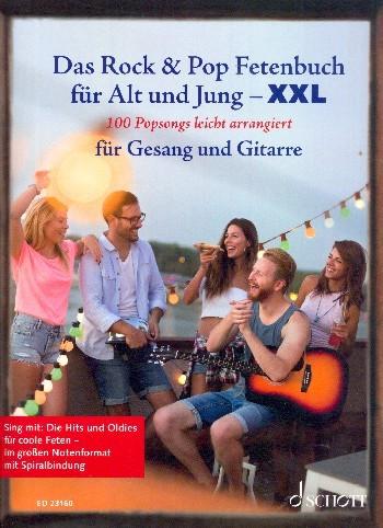 Müller, Sebastian: Das Rock + Pop Fetenbuch für Alt und Jung XXL