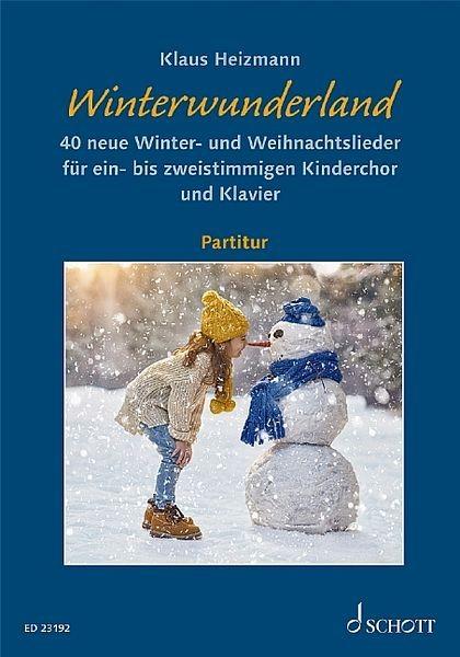 Heizmann Klaus: Winterwunderland