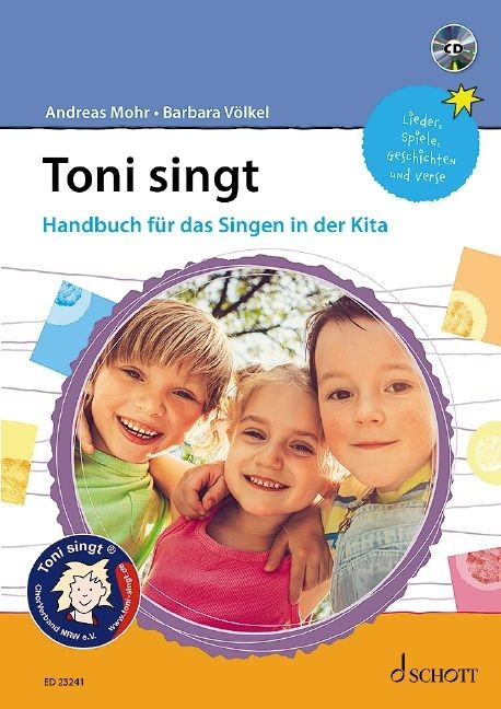 Mohr, Andreas / Völkel, Barbara: Toni singt