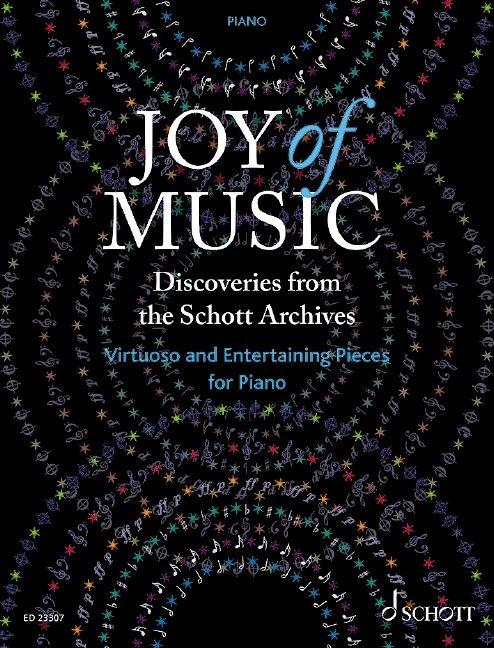 Ohmen, Wilhelm (Arr.): Joy of music