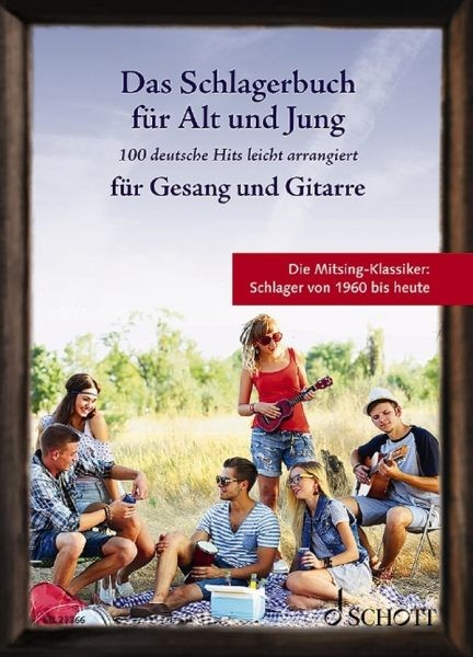 Müller, Sebastian (Beab.): Das Schlagerbuch für Alt und Jung