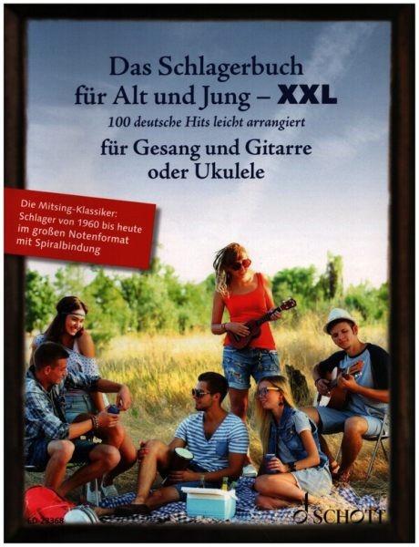 Müller, Sebastian(Bearb.): Das Schlagerbuch für Alt und Jung - XXL