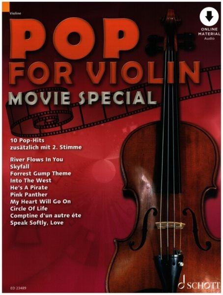 Zlanabitnig, Michael (Hrsg.): Pop for Violin - Movie special
