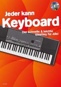 Jeder kann Band 2: Jeder kann Keyboard