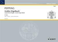 Pepping, Ernst (1901-1981): Großes Orgelbuch
