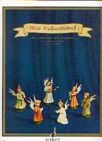 Lechner, Lothar: Mein Weihnachtsbuch für Klavier