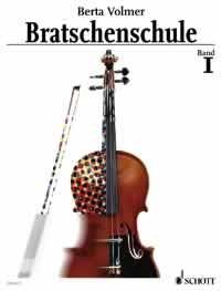 Volmer, Berta: Bratschenschule I
