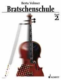 Volmer, Berta: Bratschenschule II