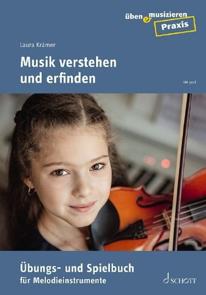 Krämer, Laura: Musik verstehen und erfinden