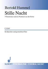 Hummel, Bertold: Stille Nacht