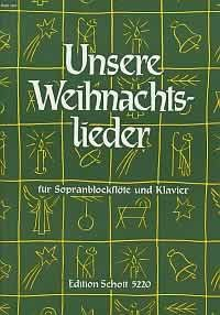 Wöllner, Hans (Hg.): Unsere Weihnachtslieder