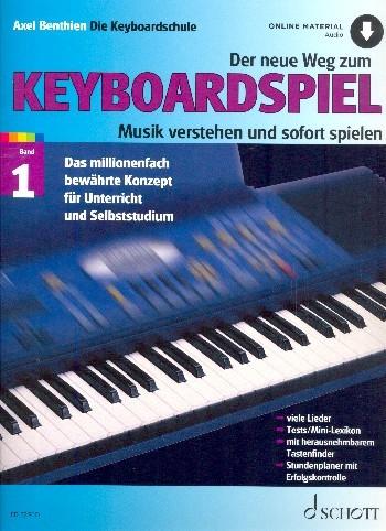 Benthien Axel: Der neue Weg zum Keyboardspiel 1