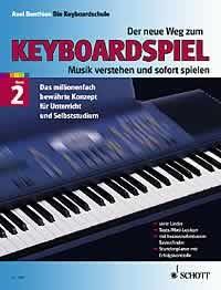 Benthien, Axel: Der neue Weg zur Keyboardspiel 2