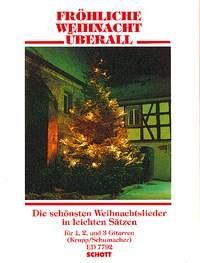Schumacher, Martin (Bearb.): Fröhliche Weihnacht überall