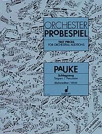 Gschwendtner & Ulrich: Orchester-Probespiel Pauke / Schlagzeug
