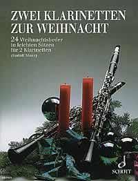 Mauz, Rudolf: Zwei Klarinetten zur Weihnacht