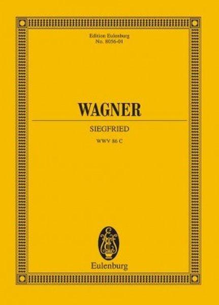 Wagner Richard: Siegfried WWV 86c