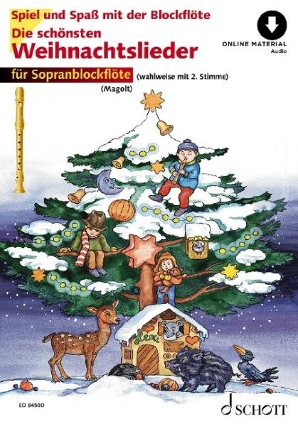 Magolt, Hans + Marianne: Die schönsten Weihnachtslieder