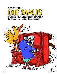 Posegga, Hans: Die Maus Titelmusik