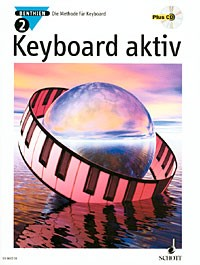 Benthien, A.: Keyboard aktiv Bd. 2