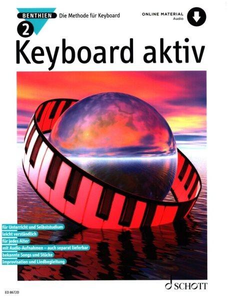Benthien Axel: Keyboard aktiv 2