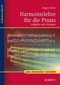 Ulrich, Jürgen: Harmonielehre für die Praxis